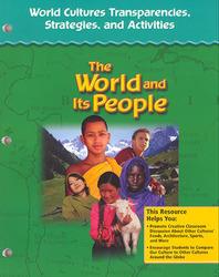 Social Studies, World Cultures Transparencies, Strategies and Activities
