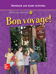 Bon voyage! Level 1B, Workbook and Audio Activities Student Edition