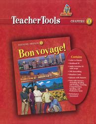 Bon voyage! Level 1, TeacherTools Chapter 3
