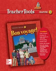 Bon voyage! Level 1, TeacherTools Chapter 9