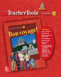Bon voyage!, Level 1, Teacher Tools Chapter 12