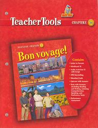 Bon voyage!, Level 1, Teacher Tools Chapter 14