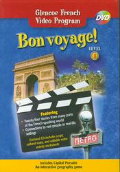 Bon voyage! Level 3, Video Program DVD
