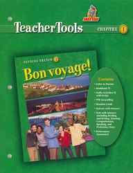 Bon voyage! Level 2, TeacherTools Chapter 1
