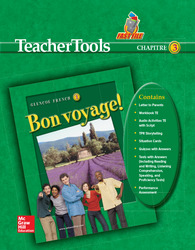 Bon voyage! Level 2, TeacherTools Chapter 3