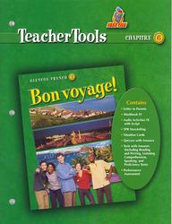 Bon voyage! Level 2, TeacherTools Chapter 6