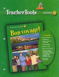 Bon voyage! Level 2, TeacherTools Chapter 8