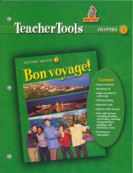 Bon voyage! Level 2, TeacherTools Chapter 9