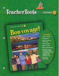 Bon voyage! Level 2, Teacher Tools Chapter 11