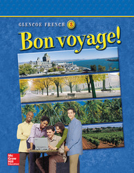 Bon voyage! Level 3, Workbook and Audio Activities Student Edition