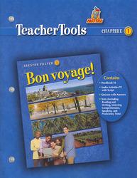 Bon voyage! Level 3, TeacherTools Chapter 1