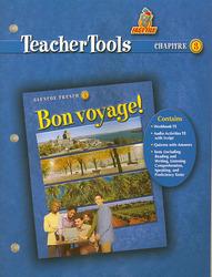Bon voyage! Level 3, TeacherTools Chapter 3
