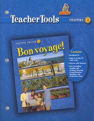 Bon voyage! Level 3, TeacherTools Chapter 4