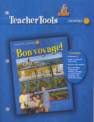Bon voyage! Level 3, TeacherTools Chapter 5