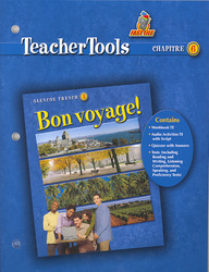 Bon voyage! Level 3, TeacherTools Chapter 6