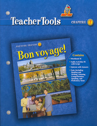 Bon voyage! Level 3, TeacherTools Chapter 7