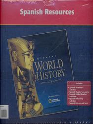Glencoe World History, Spanish Resource Binder