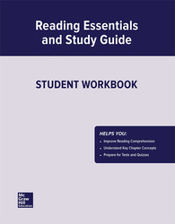 United States Government, Democracy in Action, Reading Essentials and Study Guide, Workbook