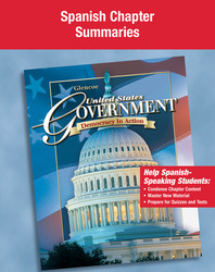 United States Government: Democracy in Action, Spanish Chapter Summaries