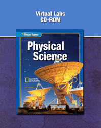 Glencoe Physical iScience, Grade 8, Virtual Labs CD-ROM