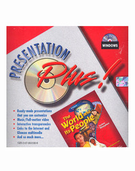 The World and Its People: Eastern Hemisphere, Presentation Plus! CD-ROM, Win