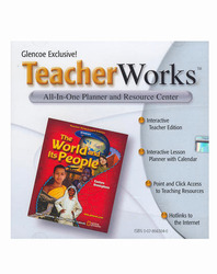 The World and Its People: Eastern Hemisphere, TeacherWorks CD-ROM