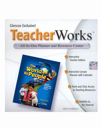 The World and Its People: Western Hemisphere, Europe, and Russia, TeacherWorks CD-ROM