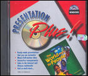 The World and Its People, Presentation Plus! CD-ROM, Mac