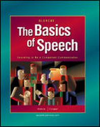 The Basics of Speech, Workbook