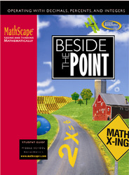 MathScape: Seeing and Thinking Mathematically, Course 1, Beside the Point, Student Guide