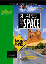 MathScape: Seeing and Thinking Mathematically, Course 3, Shapes and Space, Student Guide