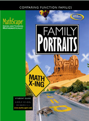 MathScape: Seeing and Thinking Mathematically, Course 3, Family Portraits, Student Guide