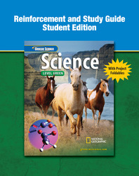 Glencoe iScience, Level Green, Grade 7, Reinforcement and Study Guide, Student Edition