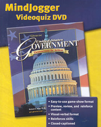 United States Government: Democracy in Action, MindJogger DVD
