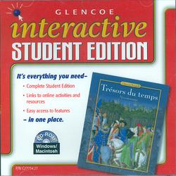 Trésors du temps Level 4, Interactive Student Edition