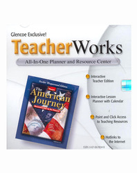 The American Journey: Reconstruction to the Present, TeacherWorks CD-ROM