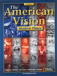 The American Vision, Modern Times, Student Edition