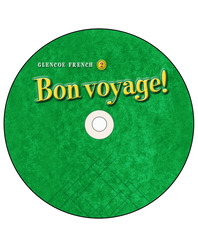 Bon voyage! Level 2, Audio CDs