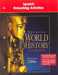 Glencoe World History, Spanish Reteaching Activities