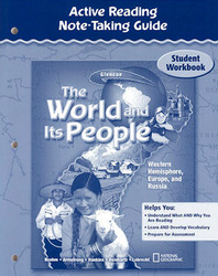The World and Its People: Western Hemisphere, Europe, and Russia, Active Reading & Note-Taking Strategies, Student Edition