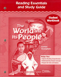 The World and Its People: Eastern Hemisphere, Reading Essentials and Study Guide, Student Workbook
