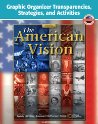 American Vision, Graphic Organizer Transparencies Booklet