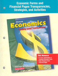 Economics Today and Tomorrow, Economic Forms and Financial Pages Transparencies, Strategies and Activities