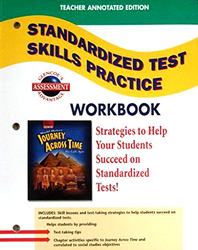 Journey Across Time, Early Ages, Standardized Test Practice, Teacher Annotated Edition