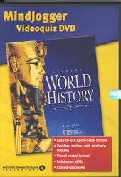 Glencoe World History, MindJogger Videoquiz DVD