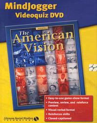 American Vision, MindJogger Videoquiz DVD