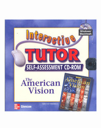 American Vision, Interactive Tutor, Self Assessment Software CD-ROM