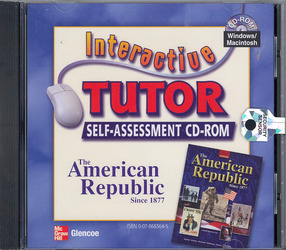 The American Republic Since 1877, Interactive Tutor, Self Assessment Software CD-ROM