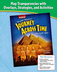 Journey Across Time, Early Ages, Map Transparencies with Overlays, Strategies and Activities
