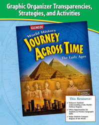Journey Across Time, Early Ages, Graphic Organizer Transparencies, Strategies and Activities